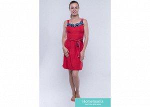 Сарафан Helena Цвет Красный (50)
