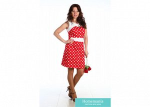 Сарафан Natalie Цвет Красный (44)