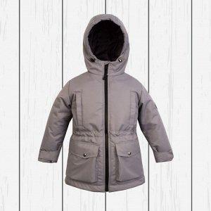 Куртка детская демисезон арт.70-035-серый