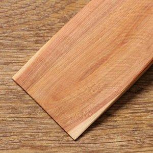 Лопатка кухонная блинная, можжевельник