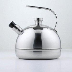 """Чайник 3 л """"Классика"""" без ТРС-3, фиксированная ручка"""