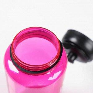 """Бутылка для воды """"Eat"""", 1200 мл"""