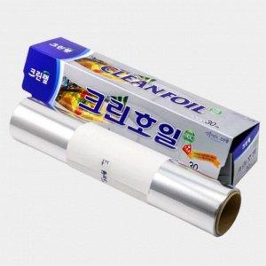 Фольга для запекания в рулоне Clean Wrap