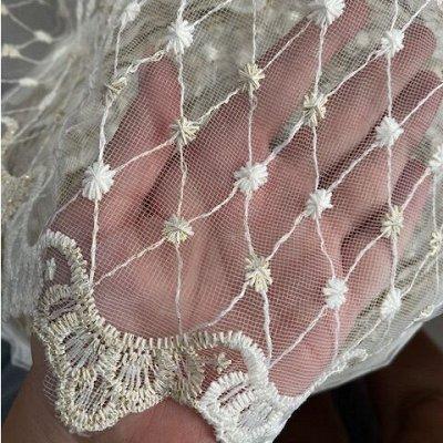 Тюль и шторы индивидуальный пошив  — Тюль с вышивкой включен пошив — Шторы, тюль и жалюзи