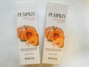 Byanig Pumpkin Peeling Gel Пилинг гель с экстрактом тыквы, 100 мл