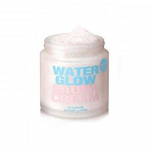 So Natural Увлажняющая крем-база Water Glow Sauna Cream, 100мл