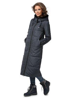 Пальто зимнее т. хаки