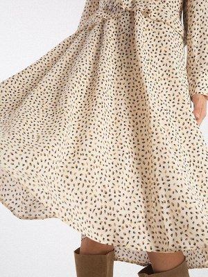 Платье с принтом PL1082/liam
