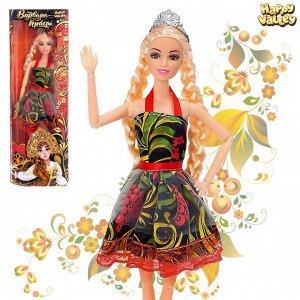 Кукла шарнирная «Варвара-краса»