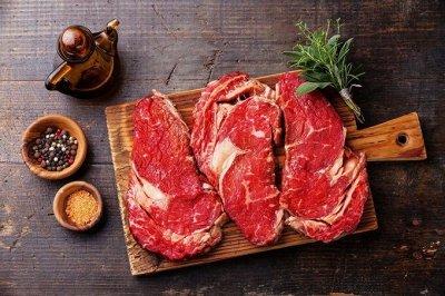 Мясо, рыба, птица, морепродукты, сыры! Быстрая доставка! — Мясо — Говядина и телятина