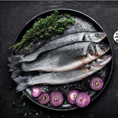 Мясо, рыба, птица, морепродукты, сыры! Быстрая доставка! — Рыба замороженная и охлажденная, стейки — Рыбные