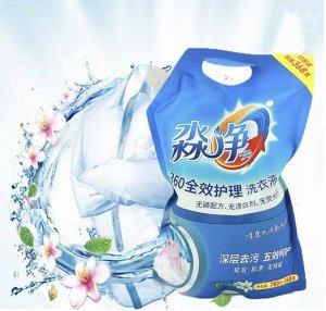Жидкое средство для ежедневой стирки с активными ферментами,1.148 кг