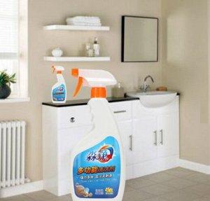 Multi-Functional Cleaner Универсальное очищающее средство (Подходит для изделий из дерева, стекла, метала, кожи, керамики), спрей-курок, 500 мл