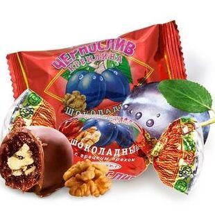 КРЕМЛИНА - фрукты и орехи в шоколаде — Весовые конфеты: сухофрукты и орехи в шоколаде. — Орехи, сухофрукты и мед