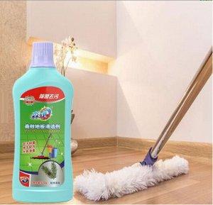 Средство для мытья полов быстросохнущее с хвойными фитанцидами (Освежающий антибактериальный эффект, отличное очищение), 620 мл.