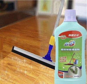Средство для мытья полов быстросохнущее с хвойными фитанцидами (Освежающий антибактериальный эффект, отличное очищение), 1.4 л,