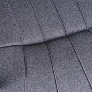 """Кресло руководителя """"Милан"""", ткань серая МК-031"""