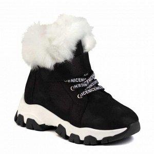 Ботиночки девочки зима