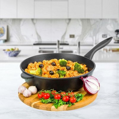 Распродажа посуды! Скидки до 70%! Последняя с таким ценами! — Сковороды — Сковороды