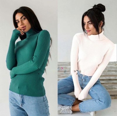 Теплая одежда для прохладных дней☀  — Водолазки — Водолазки