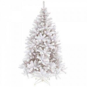 Искусственная белая елка Исландская белоснежная 185 см, ПВХ (Triumph Tree)