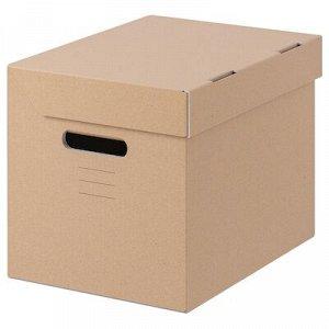 ПАППИС, Коробка с крышкой