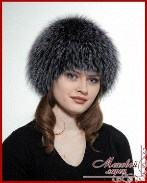 Сноп Алиса джинс,кристалл,медведь,серебро,млечный путьартикул: 206; мех: Лиса; подклад: Трикотажная основа; размеры: 55 - 60 Мягкая и легкая, в то же время теплая и стильная шапка «Алиса» выполнена из