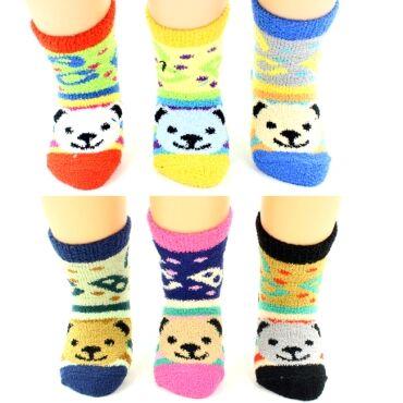 Детям теплые носки, перчатки, лосины ❄  — Носки махровые — Белье