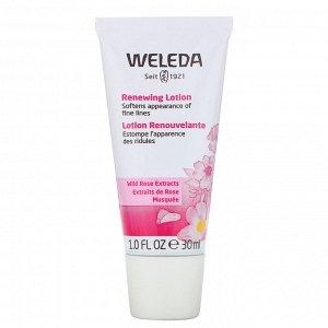 Weleda, Renewing Lotion, Wild Rose Extracts, 1.0 fl oz (30 ml)