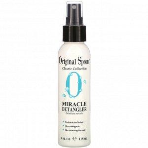 Original Sprout, классическая коллекция, чудо-средство для легкого расчесывания волос, 118 мл (4 жидк. унции)