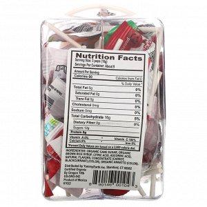 YumEarth, органические леденцы на палочке, 170 г (6 унций)