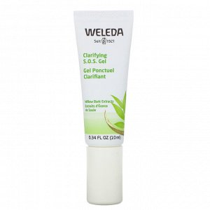 Weleda, S.O.S., очищающий гель, 10 мл (0,34 жидк. унции)