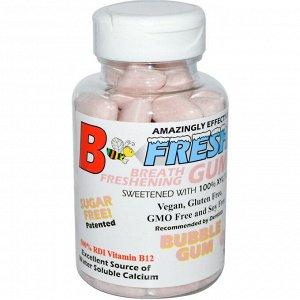 B-Fresh, Освежитель дыхания, жевательные таблетки, 50 штук