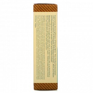Himalaya, Отбеливающая мятная зубная паста, мини-версия, мята, 21 г (0,75 унции)