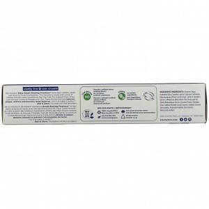 Kiss My Face, Triple Action Toothpaste with Tea Tree Oil, Iceland Moss & Xylitol, Fluoride Free, Fresh Mint, 4.1 oz (116.2 g)