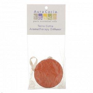 Aura Cacia, Ароматерапевтический диффузор Terra Cotta, солнце