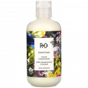 R+Co, Gemstone, кондиционер для окрашенных волос, 241 мл (8,5 жидк. унции)
