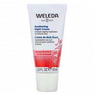 Weleda, Awakening Night Cream, Pomegranate Extracts , 1.0 fl oz (30 ml)