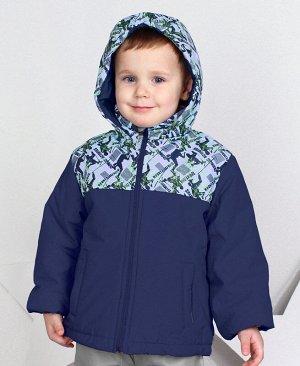 Куртка для мальчика на осень-весну 75343-мо15
