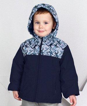 Куртка для мальчика на осень-весну 75344-мо15