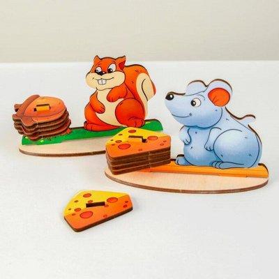 Деревянные игрушки - подарок природы детям!  — Логические сортеры — Деревянные игрушки