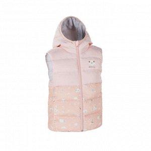 """Жилет стеганый жилет, который защитит ребенка от холода во время похода, не стесняя при этом его движений. Практичный и очень теплый жилет с использованием технологии """"ball fiber"""". Жилет обладает терм"""