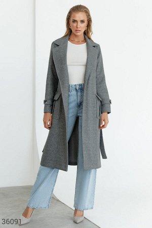 Пальто-пиджак классического фасона