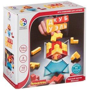Логическая игра Bondibon Куб Дуэль , арт. SGM 201 RU.