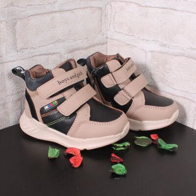 Зимняя спортивная обувь из экокожи от 600 р. Сумки, рюкзаки  — Обувь  детская и подростковая — Ботинки