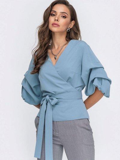 Модный Остров. Акция -30%.ТОЛЬКО 3 ДНЯ! — Блузки, футболки — Блузы