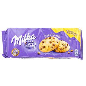 Печенье печенье Милка Choco Cookie 168 г