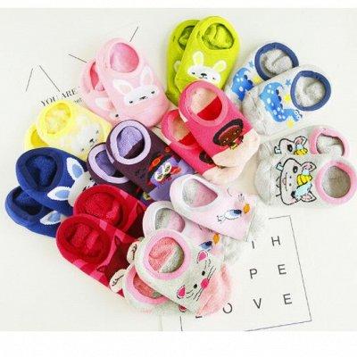 Чулочно-носочный отдел-огромный выбор  — Детские махровые следки для детей Новые расцветки! — Носки и гольфы
