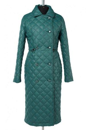 04-2620 Куртка демисезонная (Синтепон 150) Плащевка зеленый