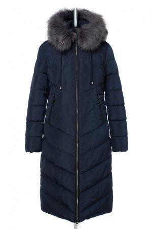 05-1818 Куртка зимняя (Синтепон 350) Плащевка темно-синий